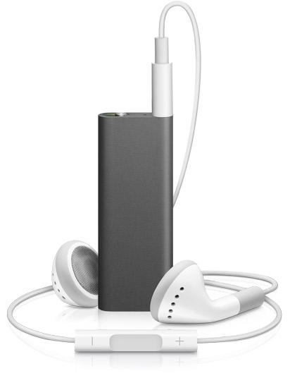 Ny iPod Shuffle