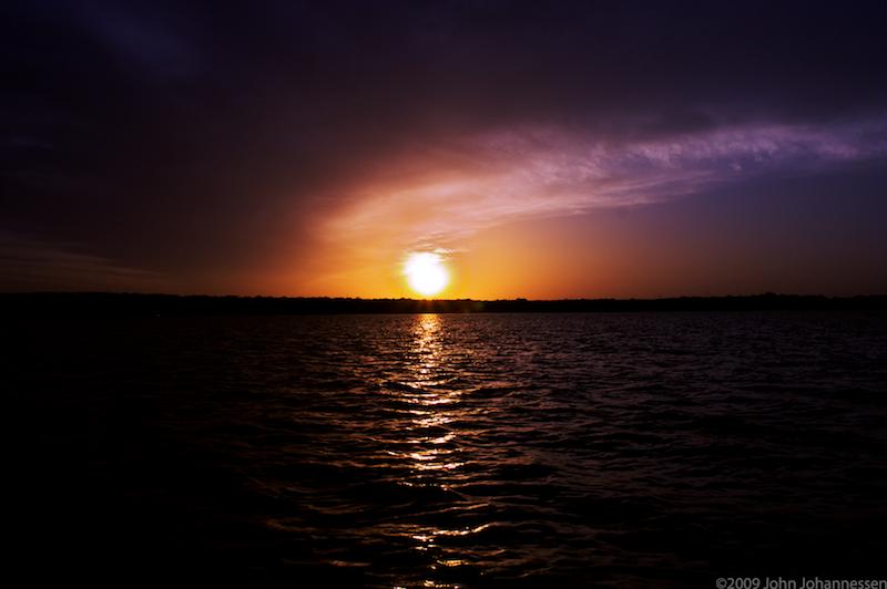 Sunset @ Lake Travis
